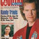 Country Weekly Magazine Nov 08 1994 Randy Travis Steve Wariner
