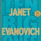 Janet Evanovich - Ten Big Ones - 2004 - Audio Cassette