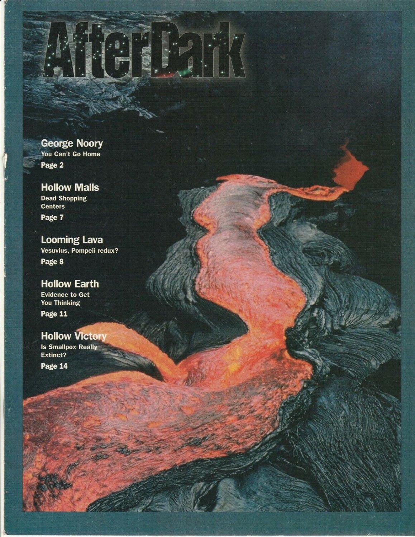 After Dark Newsletter - Coast to Coast AM - 2004 November