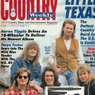 Country Weekly Magazine Dec 13 1994 Little Texas Aaron Tippin Tanya Tucker