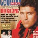 Country Weekly Magazine Nov 15 1994 Billy Ray Cyrus Kix Brooks Mark Collie