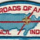 BSA 1970's Crossroads of America Council Indiana - CSP S1a