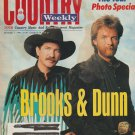 Country Weekly Magazine Nov 01 1994 Brooks & Dunn CMA Duo of the Year