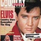 Country Weekly Magazine Aug 16 1994 Elvis Wynonna