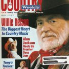 Country Weekly Magazine Sep 06 1994 Willie Nelson Alan Jackson Tanya Tucker