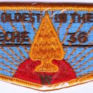BSA 1970's OA Lodge 36 Neche - S1 flap patch