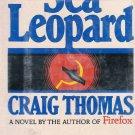 Craig Thomas - Sea Leopard - 1981 - Hardcover