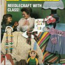 Annie's Pattern Club No 28 Aug-Sep 1984 with pullout patterns