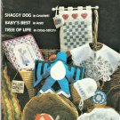 Annie's Pattern Club No 47 Oct-Nov 1987 with pullout patterns