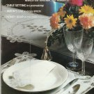 Annie's Pattern Club No 50 Apr-May 1988 with pullout patterns