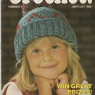 Hooked on Crochet! Number 11 Sep-Oct 1988 crochet patterns