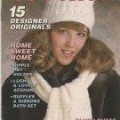 Hooked on Crochet! Number 31 Jan-Feb 1992 crochet patterns