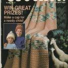 Hooked on Crochet! Number 17 Sep-Oct 1989 crochet patterns