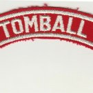 BSA 1970's RWS Community Strip - Tomball shoulder patch