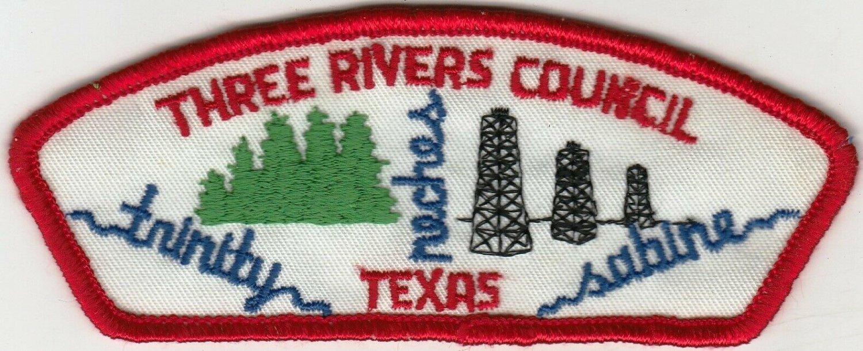 BSA 1970's Three Rivers Council Texas - CSP T2
