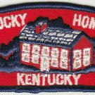 BSA 1970's Old Kentucky Home Council - CSP T2 or 3 except with red house patch