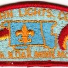 BSA 1970's Northern Lights Council S. Dak. N. Dak. Minn. Mont. - CSP S1 shoulder