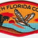 BSA 1970's South Florida Council - CSP S1 council shoulder patch