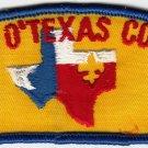 BSA 1970's Heart O' Texas Council CSP T1a council shoulder patch