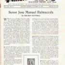 Weekly Philatelic Gossip October 20, 1934 Stamp Collecting Magazine