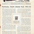 Weekly Philatelic Gossip October 13, 1934 Stamp Collecting Magazine