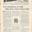 Weekly Philatelic Gossip December 1, 1934 Stamp Collecting Magazine