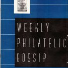 Weekly Philatelic Gossip September 12, 1936 Stamp Collecting Magazine