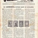 Weekly Philatelic Gossip June 23, 1934 Stamp Collecting Magazine