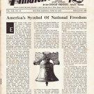 Weekly Philatelic Gossip June 30, 1934 Stamp Collecting Magazine