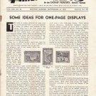 Weekly Philatelic Gossip September 15, 1934 Stamp Collecting Magazine