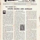 Weekly Philatelic Gossip July 28, 1934 Stamp Collecting Magazine