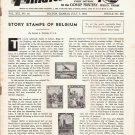 Weekly Philatelic Gossip July 7, 1934 Stamp Collecting Magazine