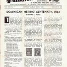 Weekly Philatelic Gossip May 5, 1934 Stamp Collecting Magazine