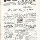 Weekly Philatelic Gossip January 7, 1933 Stamp Collecting Magazine