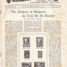 Weekly Philatelic Gossip March 18, 1933 Stamp Collecting Magazine