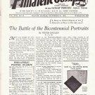 Weekly Philatelic Gossip December 31, 1932 Stamp Collecting Magazine