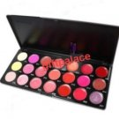 New 21 pro color lip gloss lipstick palette makeup kit set