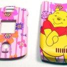 "Motorola Razor Razr V3 Disney ""Winnie the Pooh"" Protector/Case/Clip on"