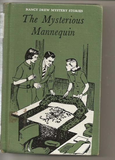 Nancy Drew - The Mysterious Mannequin