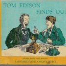 Tom Edison Finds Out - 1967 - Another Really Truly Story - Lowitz