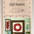 CHILI PEPPERS BY JUPITER QUILTING PATTERN