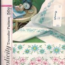 Vintage Simplicity Embroidery Transfer Pattern 4736