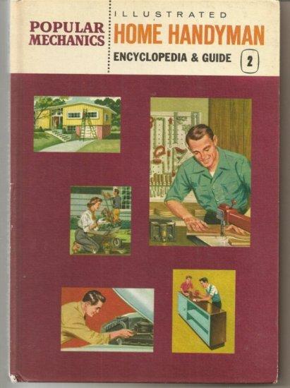 1961 Popular Mechanics Illustrated Home Handyman Encyclopedia and Guide Vol. 2