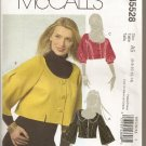 Vestes Doublees Pour Jeune Femme - McCalls M5528 Misses Lined Jackets - Sizes 6, 8, 10, 12, 14