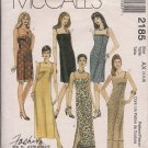 McCall's 2185 Misses Dress - Size 4 or 6 - Cute, Cool