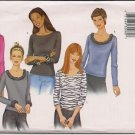 Fast and Easy - Butterick 6740 - Misses, Misses Petite Top - Sz. 12, 14, 16