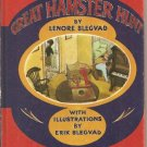The Great Hamster Hunt - 1969 Weekly Reader Children's Book Club
