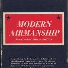 Modern Airmanship -Neil D. Van Sickle 3rd Edition -1966