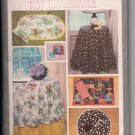 Vintage Simplicity 8364 Tablecloths, Napkins, Reversible Placemats and Coasters