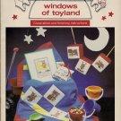 Windows of Toyland - Sweet Cross Stitch Bear Paterns -Rainbow Chasers